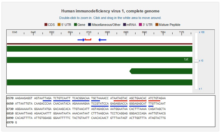 genome viewer