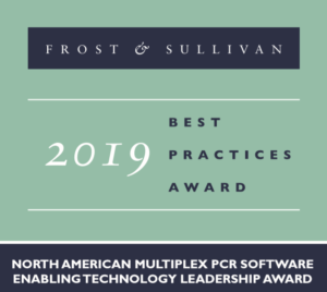 frost and sullivan award for multiplex pcr software
